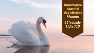 Informativo PPT: 11º Sábado 3Trim18