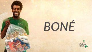 Boné – Mutirão de Natal
