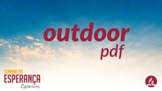 Outdoor | Semana da Esperança