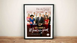 Cartaz – Dia do Pastor