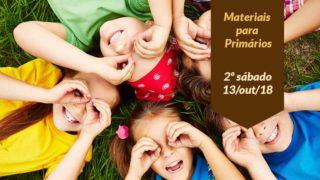 (2ºSáb 4Trim18-Ano C) Materiais Primários
