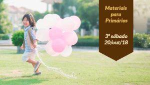 (3ºSáb 4Trim18-Ano C) Materiais Primários