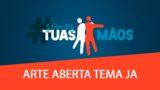 Arte Aberta – Logo Tema Jovem 2019