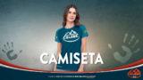 Camiseta – Missão Calebe 2019