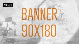 Banner 90×180 | 10 Dias de Oração 2019