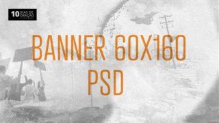 Banner 60×160 (arte aberta)| 10 Dias de Oração 2019