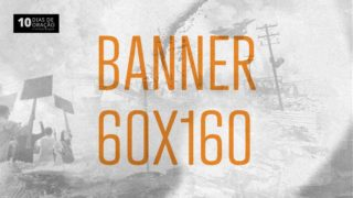 Banner 60×160 | 10 Dias de Oração 2019