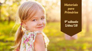 9ºSáb (4Trim18-Ano C) Materiais Primários