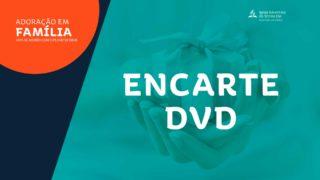 Encarte DVD | Adoração em Família 2019