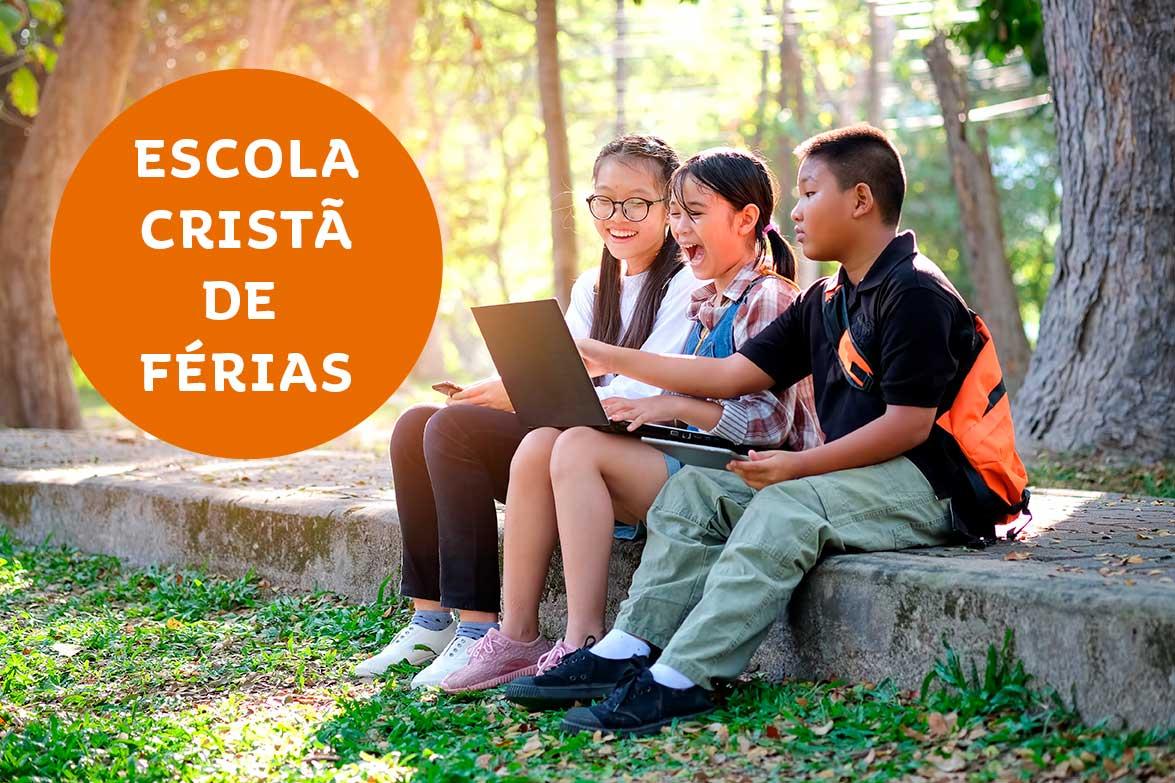 Escola Cristã de Férias 2019