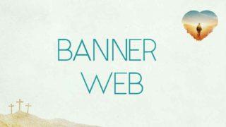Banner para Web: Renascidos | Semana Santa 2019