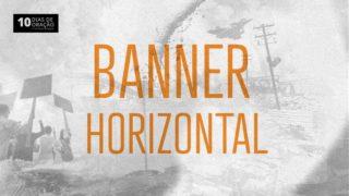 Banner Horizontal | 10 Dias de Oração 2019