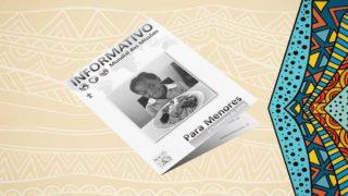 (1ºTrim19: Menores) Informativo Mundial das Missões