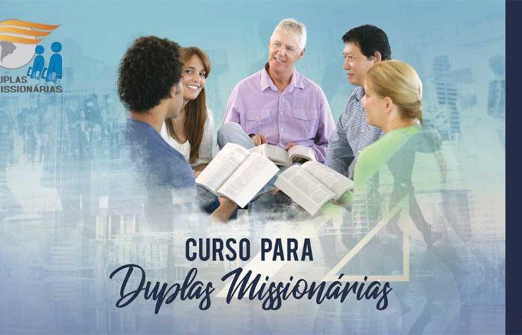 Livro Curso Duplas Missionárias 2019
