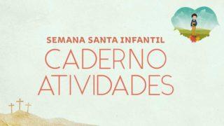 Caderno de Atividades: Semana Santa Infantil 2019
