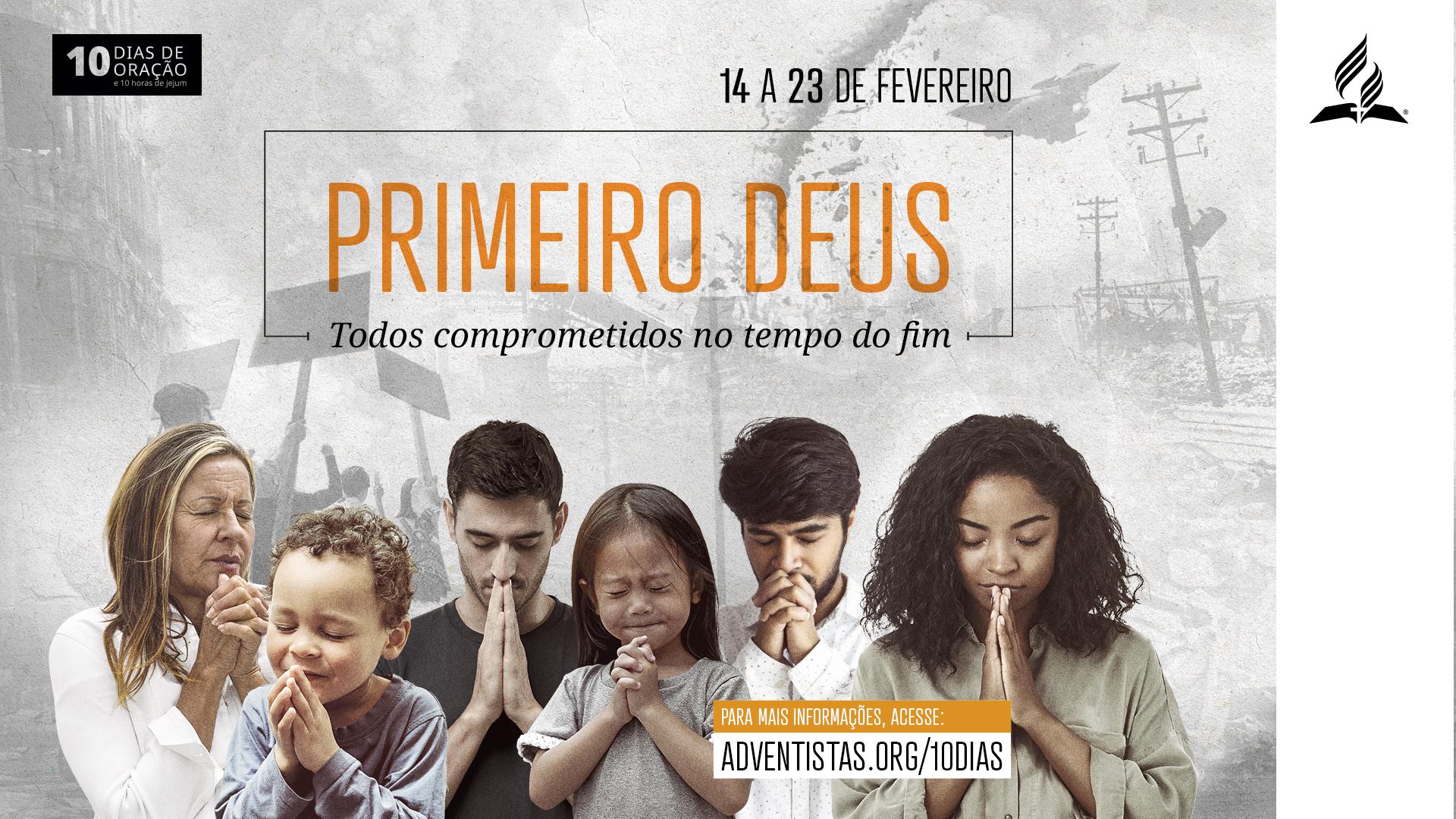 10 Dias de Oração 2019