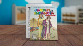Jardim da Infância (2ºTrim19) | Auxiliar da Escola Sabatina