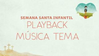 Playback: Música Novo Coração | Semana Santa Infantil 2019