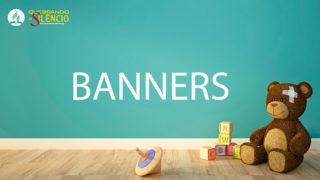 Banners | Quebrando o Silêncio 2019