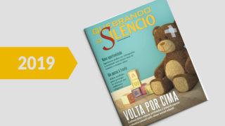 Revista | Quebrando o Silêncio 2019