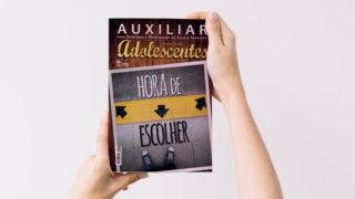 Adolescentes (3ºTrim19) | Auxiliar da Escola Sabatina