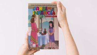 Jardim da Infância (3ºTrim19) | Auxiliar da Escola Sabatina