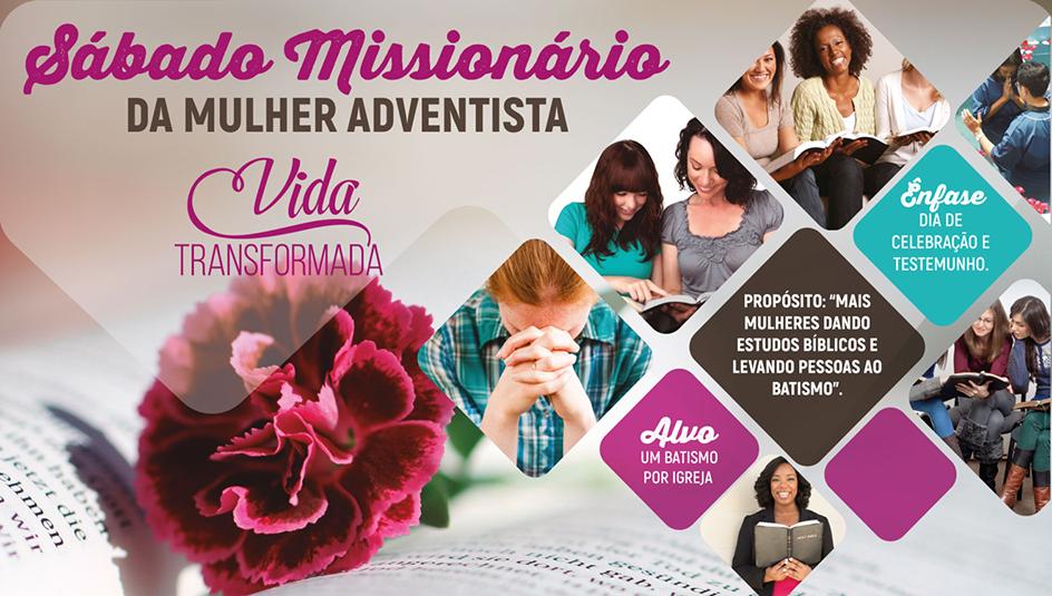 sabado missionario da mulher
