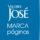Marca-páginas - Valores de José
