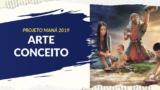 Arte Conceito| Projeto Maná 2019