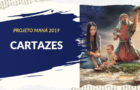 Cartazes | Projeto Maná 2019