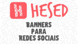 Banners p/ redes sociais | Hesed