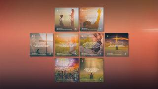 Imagens Temas Diários | Semana da Esperança 2019