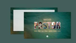 Telas p/ slides | Dia do Pastor