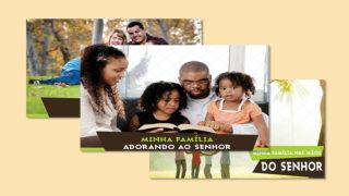 PPT | Minha família nas mãos do Senhor