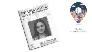 (1ºTrim20: Menores) Informativo Mundial das Missões