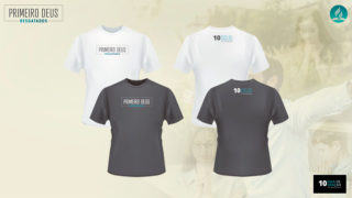 Camiseta | 10 Dias de Oração 2020