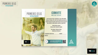 Convite | 10 Dias de Oração 2020
