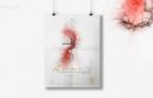 Cartaz: Amor escrito com sangue| Semana Santa 2020