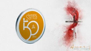 Medalha: Amor escrito com sangue| Semana Santa 2020