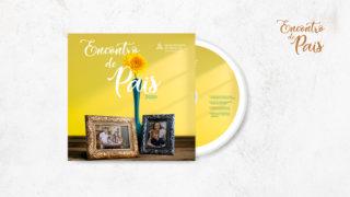 Encarte DVD | Encontro de Pais 2020