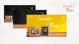 Telas p/ slides | Encontro de Pais 2020
