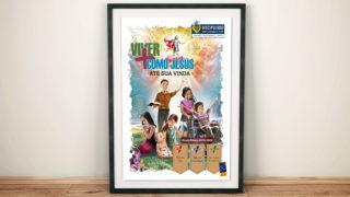 Cartaz de Ênfases 2019/2020 | Ministério da Criança