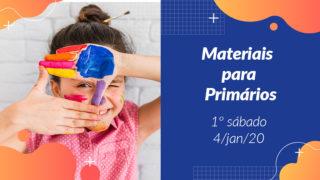 1ºSáb (1Trim20) | Materiais Primários