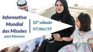 Informativo PPT: 10º Sábado 4Trim19