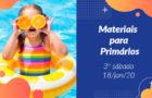 3ºSáb (1Trim20) | Materiais Primários