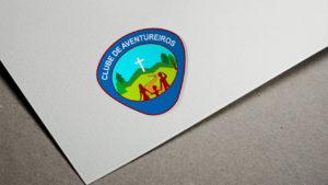 Logo e Artigos: Aventureiros