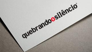 Logo: Quebrando o Silêncio