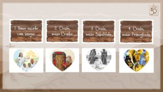 Imagens p/ painel | Semana Santa Infantil 2020