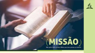 PPT Missão | Planejamento do Líder