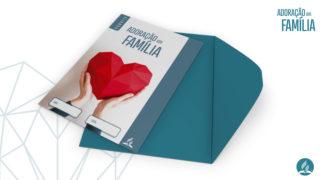 Convite | Adoração em Família 2020